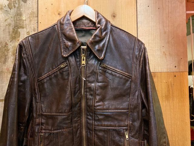 2月1日(土)マグネッツ大阪店スーペリア入荷!!#7 LeatherJkt編! Trucker &Buckskin、SingleRiders、G-1 Type!!_c0078587_1638926.jpg