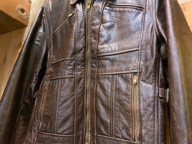 2月1日(土)マグネッツ大阪店スーペリア入荷!!#7 LeatherJkt編! Trucker &Buckskin、SingleRiders、G-1 Type!!_c0078587_16402414.jpg
