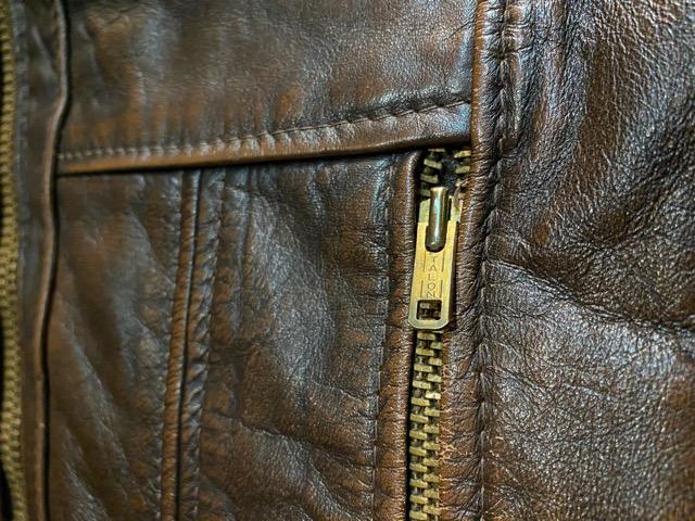 2月1日(土)マグネッツ大阪店スーペリア入荷!!#7 LeatherJkt編! Trucker &Buckskin、SingleRiders、G-1 Type!!_c0078587_1642152.jpg
