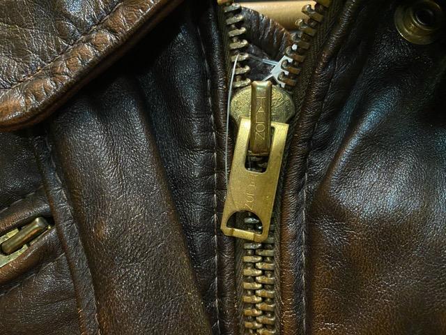 2月1日(土)マグネッツ大阪店スーペリア入荷!!#7 LeatherJkt編! Trucker &Buckskin、SingleRiders、G-1 Type!!_c0078587_16422068.jpg