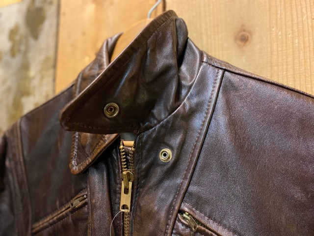 2月1日(土)マグネッツ大阪店スーペリア入荷!!#7 LeatherJkt編! Trucker &Buckskin、SingleRiders、G-1 Type!!_c0078587_16424337.jpg