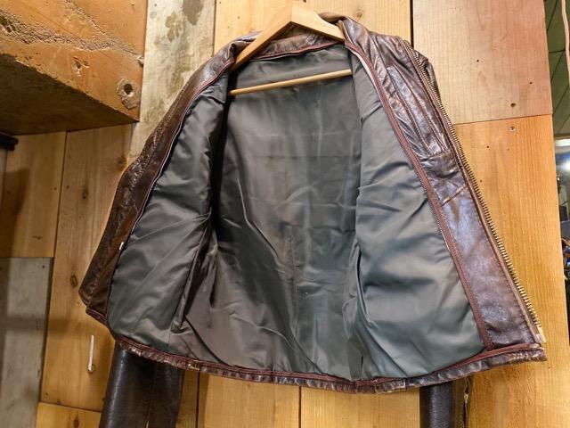 2月1日(土)マグネッツ大阪店スーペリア入荷!!#7 LeatherJkt編! Trucker &Buckskin、SingleRiders、G-1 Type!!_c0078587_16425532.jpg