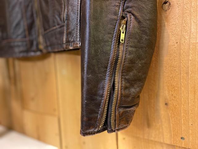 2月1日(土)マグネッツ大阪店スーペリア入荷!!#7 LeatherJkt編! Trucker &Buckskin、SingleRiders、G-1 Type!!_c0078587_16431044.jpg