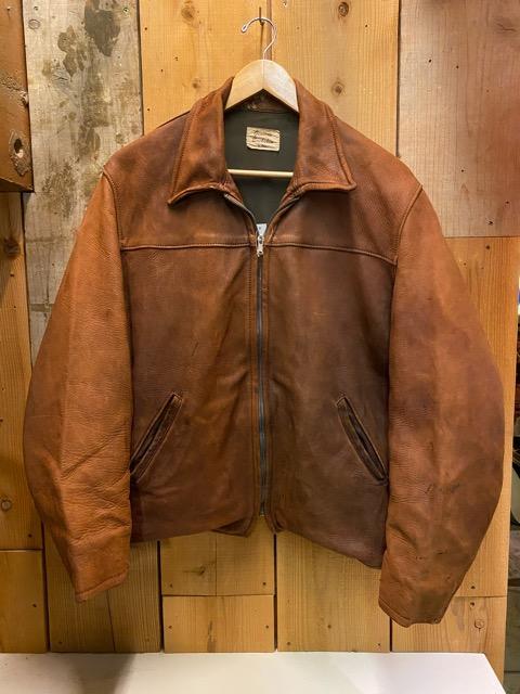 2月1日(土)マグネッツ大阪店スーペリア入荷!!#7 LeatherJkt編! Trucker &Buckskin、SingleRiders、G-1 Type!!_c0078587_16435458.jpg