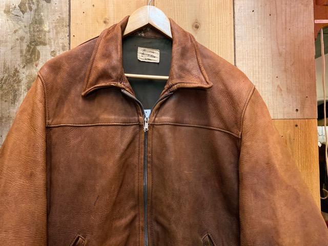 2月1日(土)マグネッツ大阪店スーペリア入荷!!#7 LeatherJkt編! Trucker &Buckskin、SingleRiders、G-1 Type!!_c0078587_16442545.jpg
