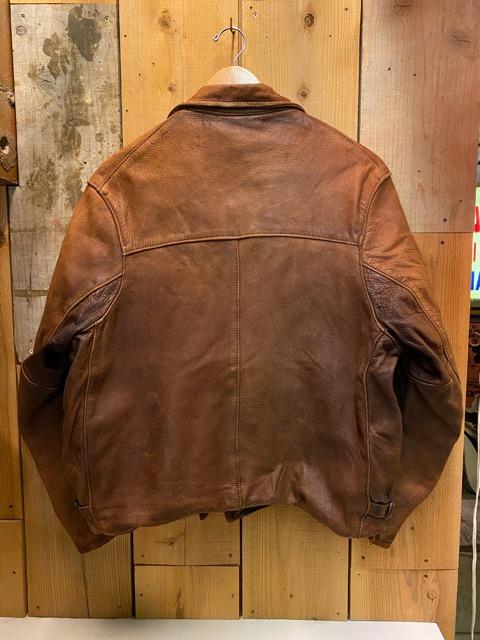2月1日(土)マグネッツ大阪店スーペリア入荷!!#7 LeatherJkt編! Trucker &Buckskin、SingleRiders、G-1 Type!!_c0078587_1644331.jpg