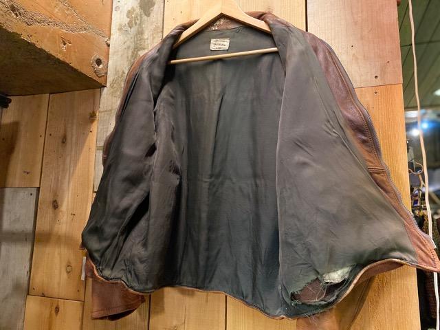 2月1日(土)マグネッツ大阪店スーペリア入荷!!#7 LeatherJkt編! Trucker &Buckskin、SingleRiders、G-1 Type!!_c0078587_16451363.jpg