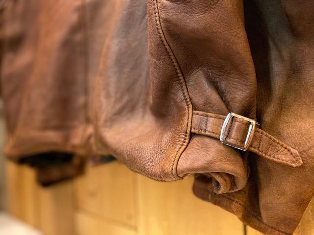 2月1日(土)マグネッツ大阪店スーペリア入荷!!#7 LeatherJkt編! Trucker &Buckskin、SingleRiders、G-1 Type!!_c0078587_16453469.jpg