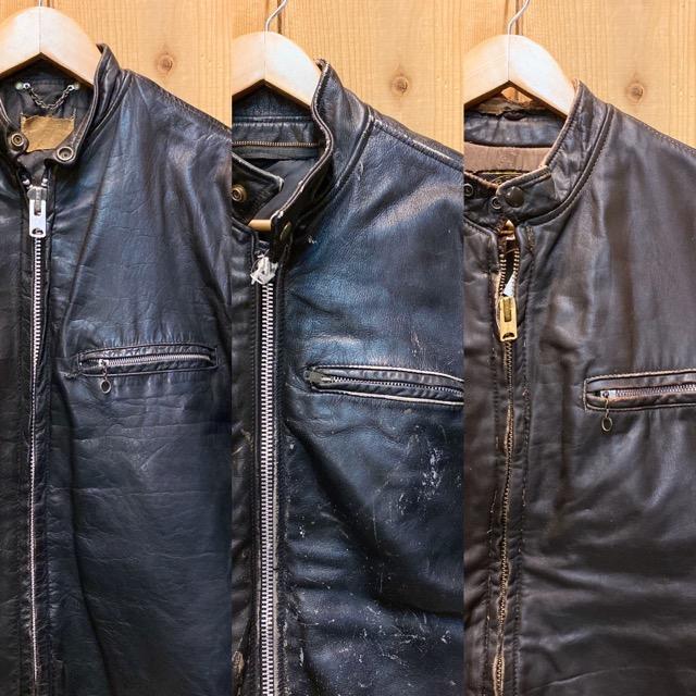 2月1日(土)マグネッツ大阪店スーペリア入荷!!#7 LeatherJkt編! Trucker &Buckskin、SingleRiders、G-1 Type!!_c0078587_16455998.jpg