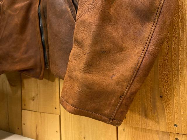 2月1日(土)マグネッツ大阪店スーペリア入荷!!#7 LeatherJkt編! Trucker &Buckskin、SingleRiders、G-1 Type!!_c0078587_1645692.jpg