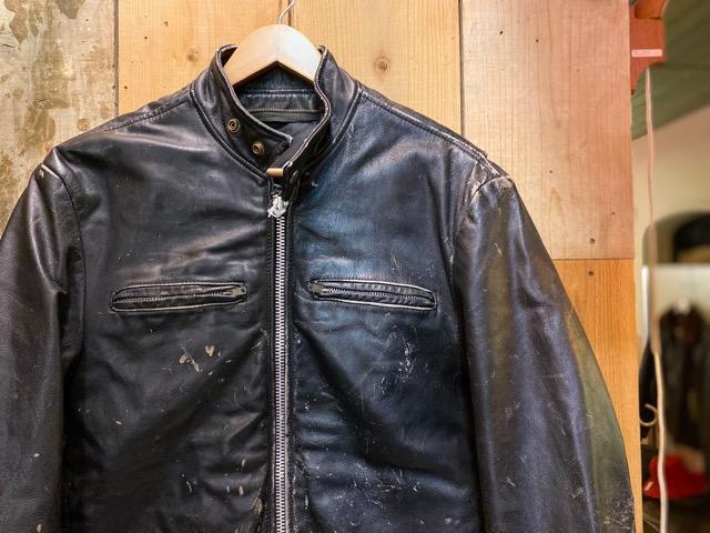 2月1日(土)マグネッツ大阪店スーペリア入荷!!#7 LeatherJkt編! Trucker &Buckskin、SingleRiders、G-1 Type!!_c0078587_1744146.jpg