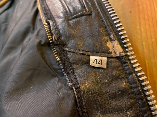 2月1日(土)マグネッツ大阪店スーペリア入荷!!#7 LeatherJkt編! Trucker &Buckskin、SingleRiders、G-1 Type!!_c0078587_17442486.jpg