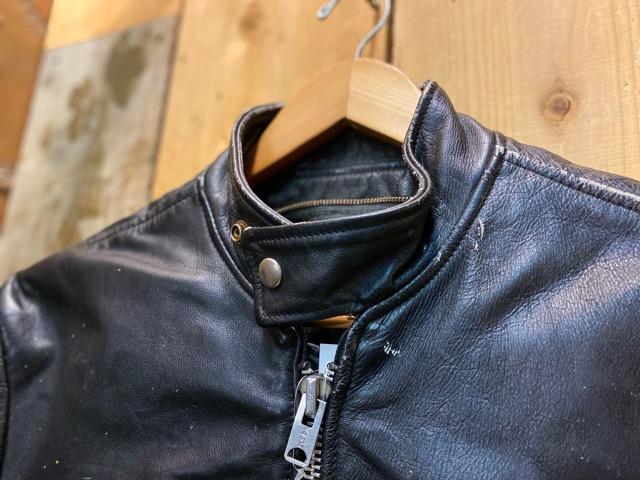 2月1日(土)マグネッツ大阪店スーペリア入荷!!#7 LeatherJkt編! Trucker &Buckskin、SingleRiders、G-1 Type!!_c0078587_17443555.jpg