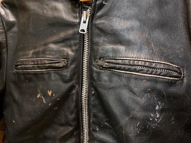 2月1日(土)マグネッツ大阪店スーペリア入荷!!#7 LeatherJkt編! Trucker &Buckskin、SingleRiders、G-1 Type!!_c0078587_1744526.jpg