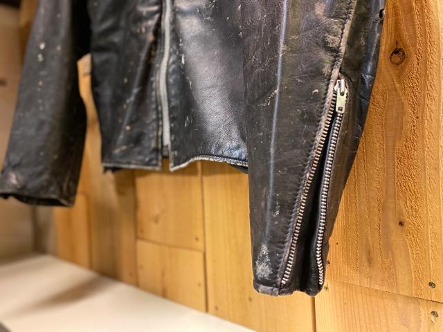 2月1日(土)マグネッツ大阪店スーペリア入荷!!#7 LeatherJkt編! Trucker &Buckskin、SingleRiders、G-1 Type!!_c0078587_17451192.jpg
