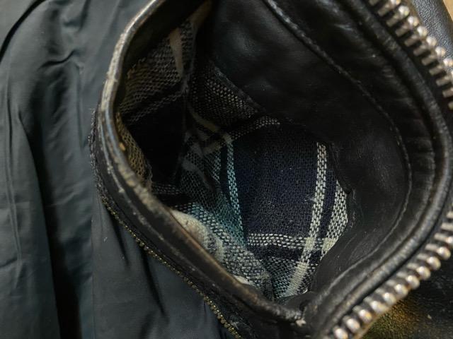 2月1日(土)マグネッツ大阪店スーペリア入荷!!#7 LeatherJkt編! Trucker &Buckskin、SingleRiders、G-1 Type!!_c0078587_17454233.jpg