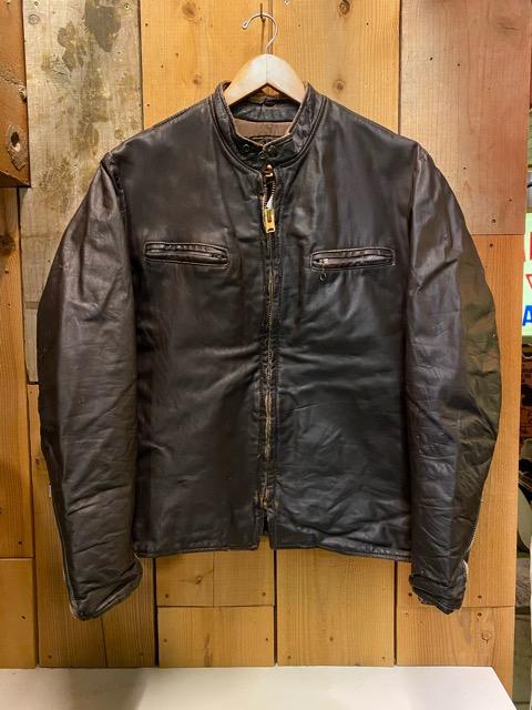 2月1日(土)マグネッツ大阪店スーペリア入荷!!#7 LeatherJkt編! Trucker &Buckskin、SingleRiders、G-1 Type!!_c0078587_17461029.jpg