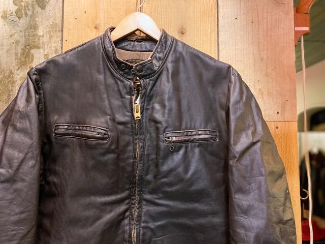 2月1日(土)マグネッツ大阪店スーペリア入荷!!#7 LeatherJkt編! Trucker &Buckskin、SingleRiders、G-1 Type!!_c0078587_17463629.jpg