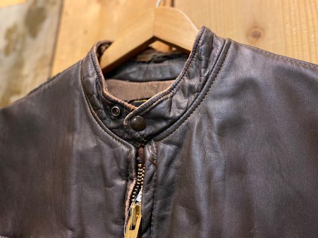 2月1日(土)マグネッツ大阪店スーペリア入荷!!#7 LeatherJkt編! Trucker &Buckskin、SingleRiders、G-1 Type!!_c0078587_17464329.jpg