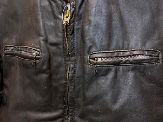 2月1日(土)マグネッツ大阪店スーペリア入荷!!#7 LeatherJkt編! Trucker &Buckskin、SingleRiders、G-1 Type!!_c0078587_1747429.jpg