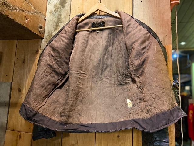 2月1日(土)マグネッツ大阪店スーペリア入荷!!#7 LeatherJkt編! Trucker &Buckskin、SingleRiders、G-1 Type!!_c0078587_17524610.jpg