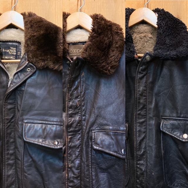 2月1日(土)マグネッツ大阪店スーペリア入荷!!#7 LeatherJkt編! Trucker &Buckskin、SingleRiders、G-1 Type!!_c0078587_17531539.jpg