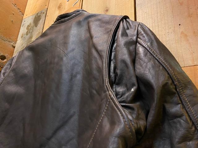 2月1日(土)マグネッツ大阪店スーペリア入荷!!#7 LeatherJkt編! Trucker &Buckskin、SingleRiders、G-1 Type!!_c0078587_1753260.jpg