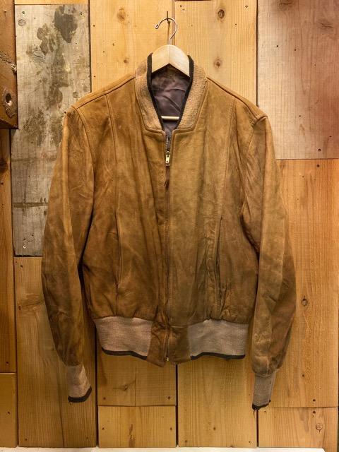 2月1日(土)マグネッツ大阪店スーペリア入荷!!#7 LeatherJkt編! Trucker &Buckskin、SingleRiders、G-1 Type!!_c0078587_17585416.jpg