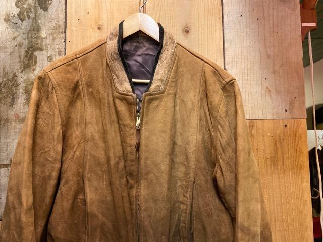 2月1日(土)マグネッツ大阪店スーペリア入荷!!#7 LeatherJkt編! Trucker &Buckskin、SingleRiders、G-1 Type!!_c0078587_17591249.jpg