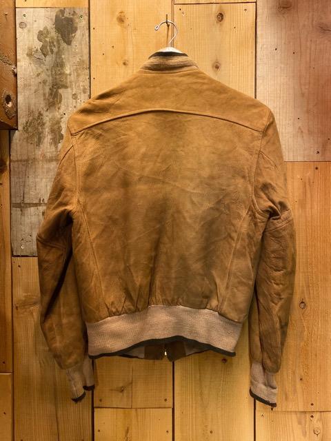 2月1日(土)マグネッツ大阪店スーペリア入荷!!#7 LeatherJkt編! Trucker &Buckskin、SingleRiders、G-1 Type!!_c0078587_1759389.jpg