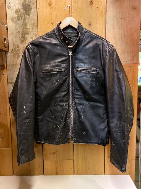 2月1日(土)マグネッツ大阪店スーペリア入荷!!#7 LeatherJkt編! Trucker &Buckskin、SingleRiders、G-1 Type!!_c0078587_1765629.jpg