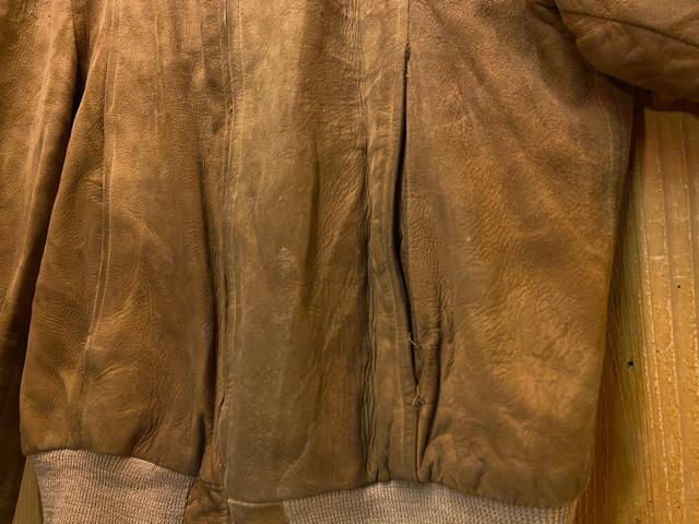 2月1日(土)マグネッツ大阪店スーペリア入荷!!#7 LeatherJkt編! Trucker &Buckskin、SingleRiders、G-1 Type!!_c0078587_1814351.jpg