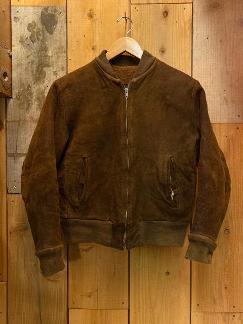 2月1日(土)マグネッツ大阪店スーペリア入荷!!#7 LeatherJkt編! Trucker &Buckskin、SingleRiders、G-1 Type!!_c0078587_18461110.jpg