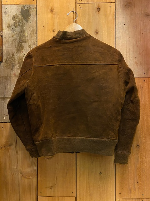 2月1日(土)マグネッツ大阪店スーペリア入荷!!#7 LeatherJkt編! Trucker &Buckskin、SingleRiders、G-1 Type!!_c0078587_18462136.jpg