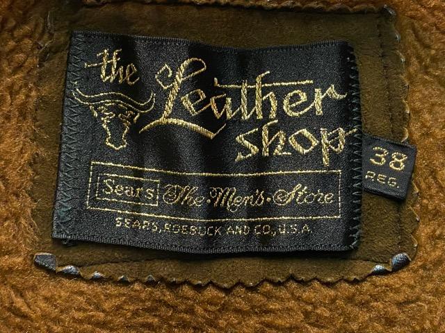 2月1日(土)マグネッツ大阪店スーペリア入荷!!#7 LeatherJkt編! Trucker &Buckskin、SingleRiders、G-1 Type!!_c0078587_18462936.jpg