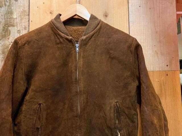 2月1日(土)マグネッツ大阪店スーペリア入荷!!#7 LeatherJkt編! Trucker &Buckskin、SingleRiders、G-1 Type!!_c0078587_18463794.jpg