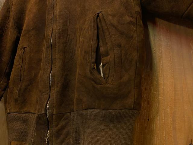 2月1日(土)マグネッツ大阪店スーペリア入荷!!#7 LeatherJkt編! Trucker &Buckskin、SingleRiders、G-1 Type!!_c0078587_18465542.jpg