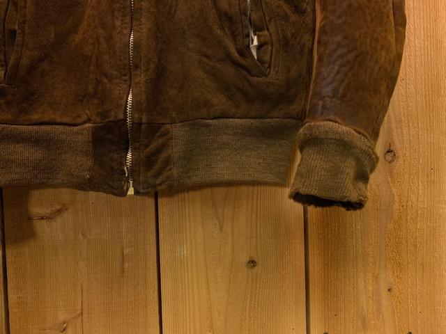 2月1日(土)マグネッツ大阪店スーペリア入荷!!#7 LeatherJkt編! Trucker &Buckskin、SingleRiders、G-1 Type!!_c0078587_1847394.jpg