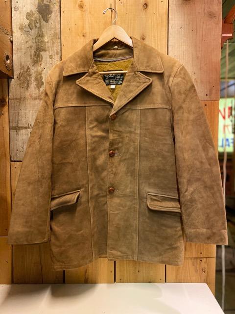 2月1日(土)マグネッツ大阪店スーペリア入荷!!#7 LeatherJkt編! Trucker &Buckskin、SingleRiders、G-1 Type!!_c0078587_18475675.jpg