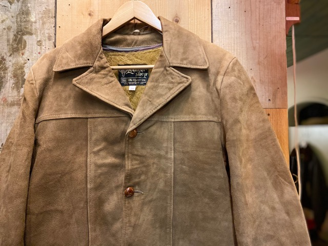 2月1日(土)マグネッツ大阪店スーペリア入荷!!#7 LeatherJkt編! Trucker &Buckskin、SingleRiders、G-1 Type!!_c0078587_18482616.jpg
