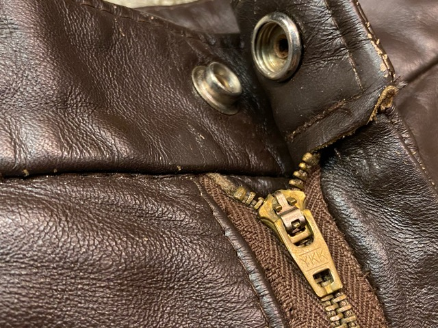 2月1日(土)マグネッツ大阪店スーペリア入荷!!#7 LeatherJkt編! Trucker &Buckskin、SingleRiders、G-1 Type!!_c0078587_18515568.jpg