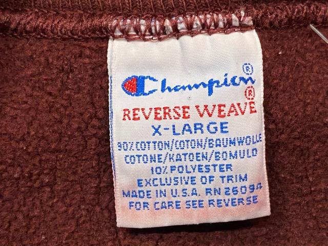 2月1日(土)マグネッツ大阪店スーペリア入荷!!#8 Champion REVERSE WEAVE編! Parka & PrintSweat、SolidSweat、ZipParka、Snap!!_c0078587_19345449.jpg