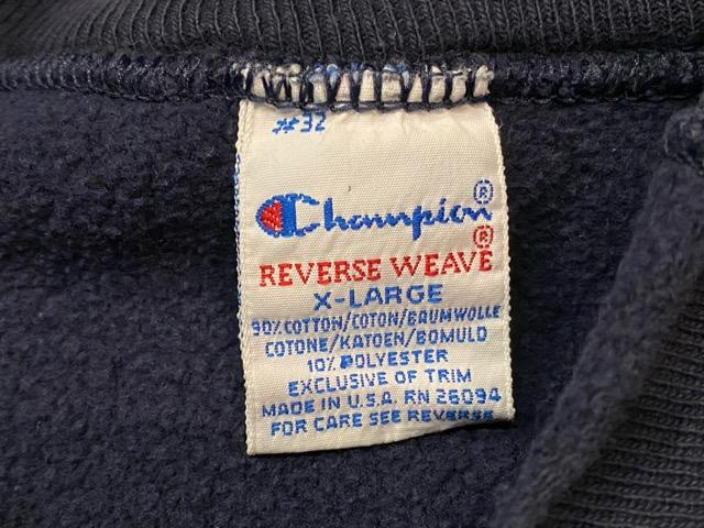 2月1日(土)マグネッツ大阪店スーペリア入荷!!#8 Champion REVERSE WEAVE編! Parka & PrintSweat、SolidSweat、ZipParka、Snap!!_c0078587_19364888.jpg