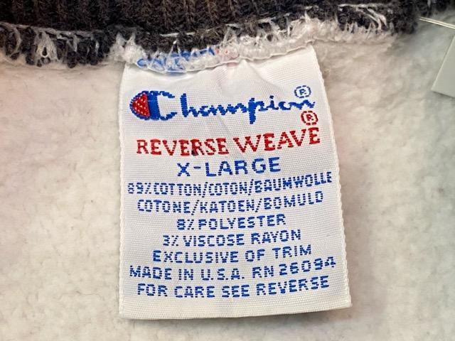 2月1日(土)マグネッツ大阪店スーペリア入荷!!#8 Champion REVERSE WEAVE編! Parka & PrintSweat、SolidSweat、ZipParka、Snap!!_c0078587_19384382.jpg