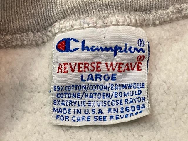 2月1日(土)マグネッツ大阪店スーペリア入荷!!#8 Champion REVERSE WEAVE編! Parka & PrintSweat、SolidSweat、ZipParka、Snap!!_c0078587_1946503.jpg