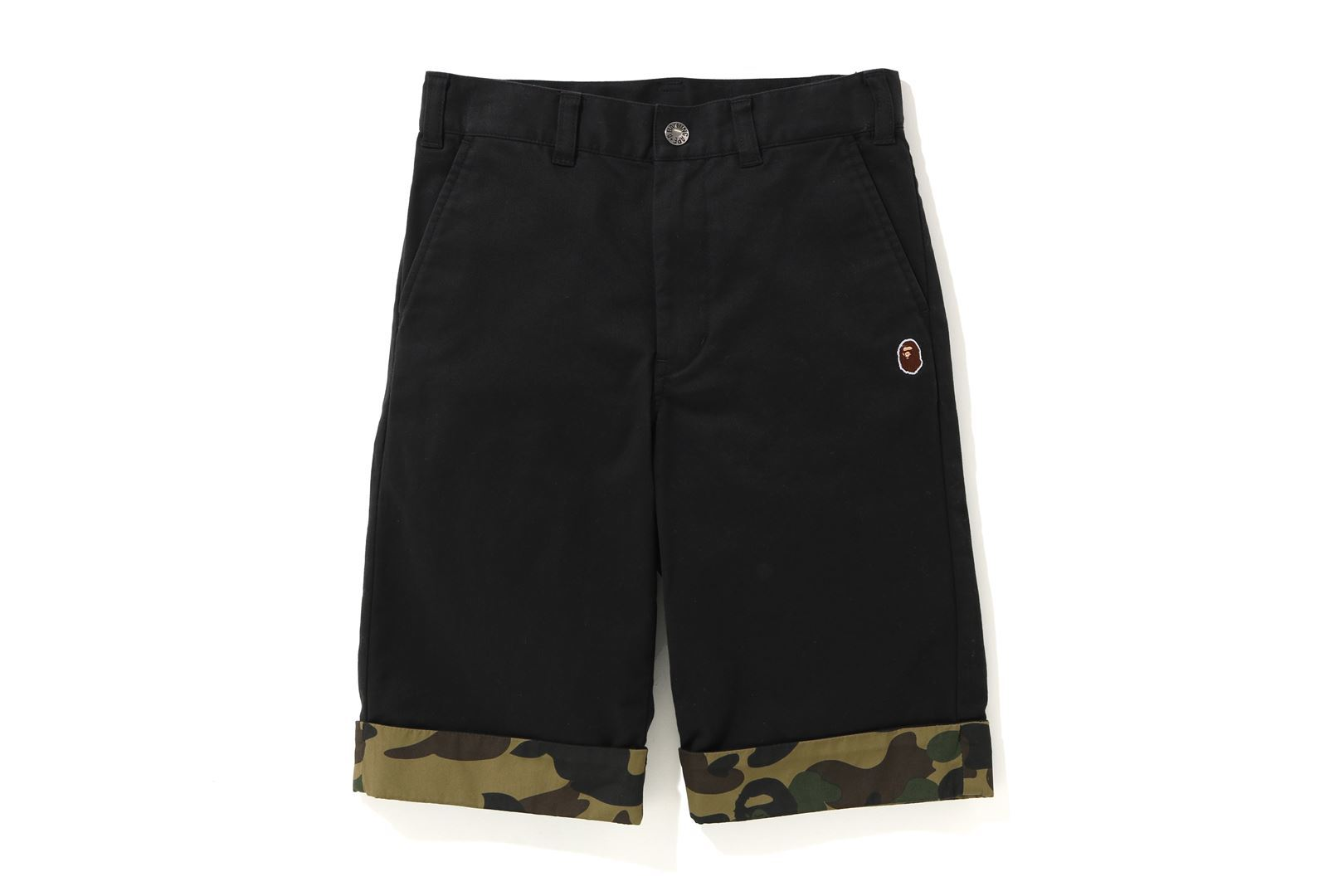 1ST CAMO TRIM CHINO SHORTS_a0174495_13402770.jpg