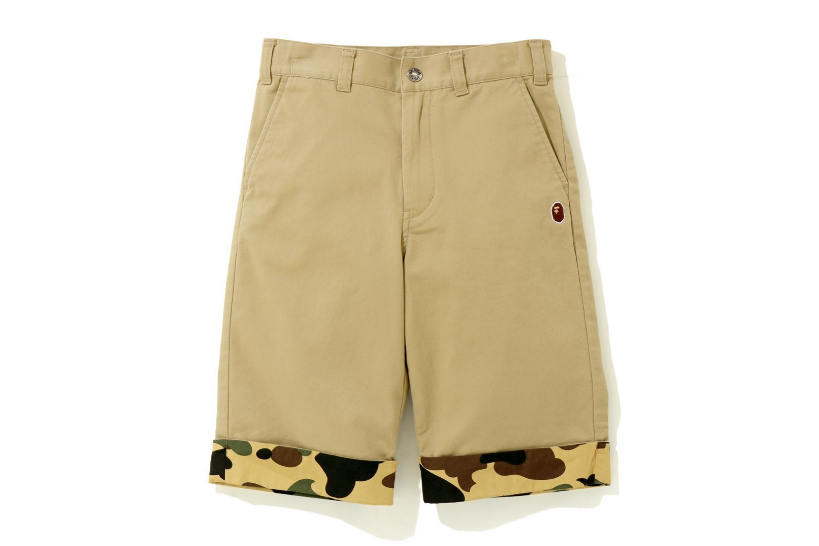 1ST CAMO TRIM CHINO SHORTS_a0174495_13405402.jpg