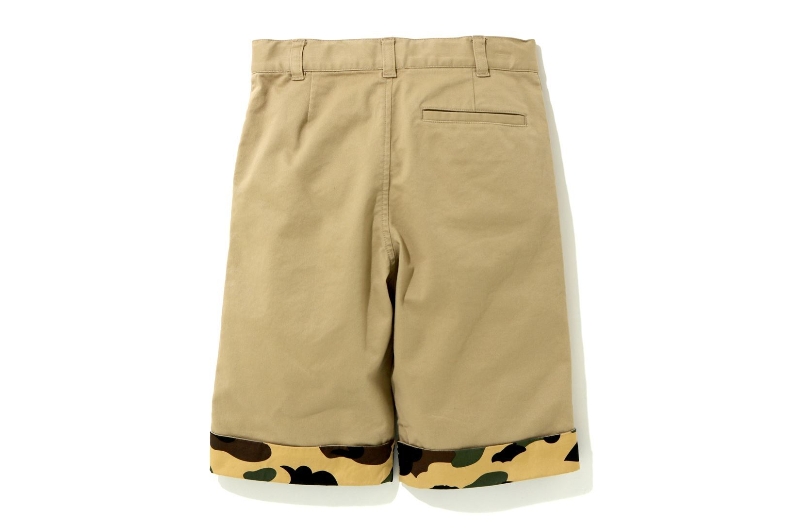 1ST CAMO TRIM CHINO SHORTS_a0174495_13410338.jpg
