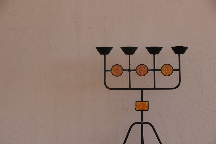 『Gunnar Ander Candle Stand』_c0211307_16584755.jpg