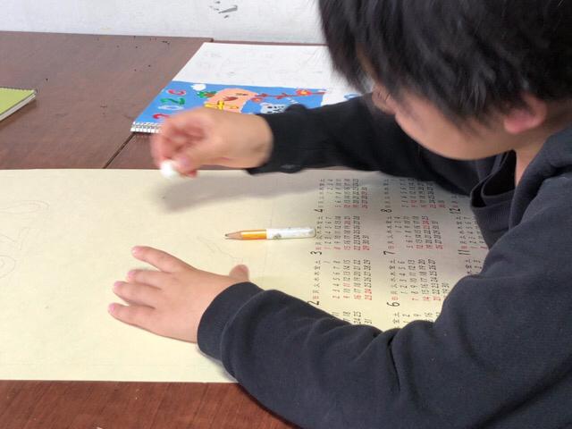 稲沢教室、児童コース、土曜日の様子。_f0373324_14191184.jpg